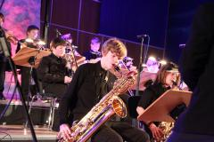 Kinder Big Band des Vogtlandkonservatoriums